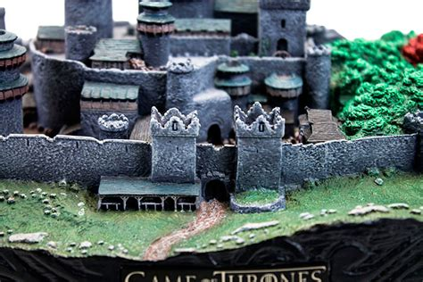complete house plans of thrones winterfell sculpture valyrian steel