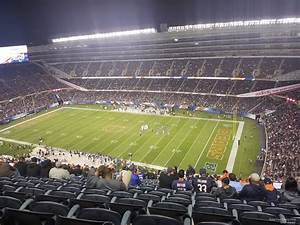 Soldier Field Section 432 Chicago Bears Rateyourseats Com