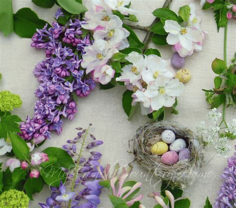 Happy Easter And My New Spring Moodboard  My French