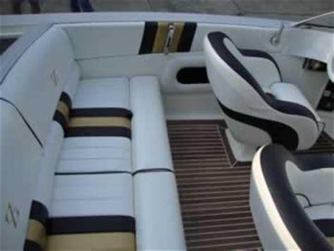 boat interior repair boat upholstery five marine