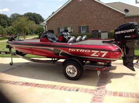 Nitro Z7 Bass Boat by 2011 Nitro Z7 Bass Boat For Sale In Louisiana Louisiana