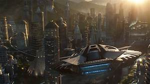 how the magical sets of 'black panther''s wakanda came to