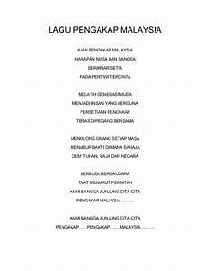 Lagu pengakap malaysia
