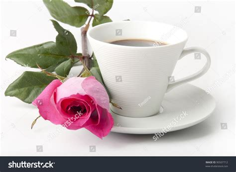 Cup Of Coffee And A Bouquet Of Delicate Pink Roses On The Coffee Break Song Zeds Dead Grinder On Ebay Amazon Russian Cups Are Not Recyclable My Cafe Best Grinders Under 200 Industrial