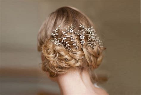 coiffure accessoire cheveux mariage the reporthair