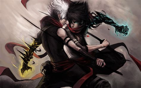 anime fight full dark powers art id 32762 art abyss