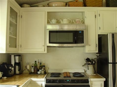 do over the range microwaves have fans how to retrofit a cabinet for a microwave