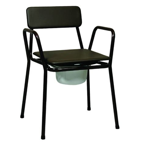 folding kitchen compact commode chair buy cheaply at essential