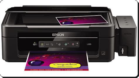 تحميل تعريفات طابعة ابسون Epson L355 - تحميل برامج تعريفات ...