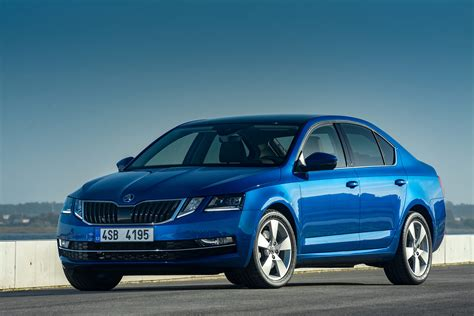New Skoda Octavia 2017 Facelift Review  Pictures Auto