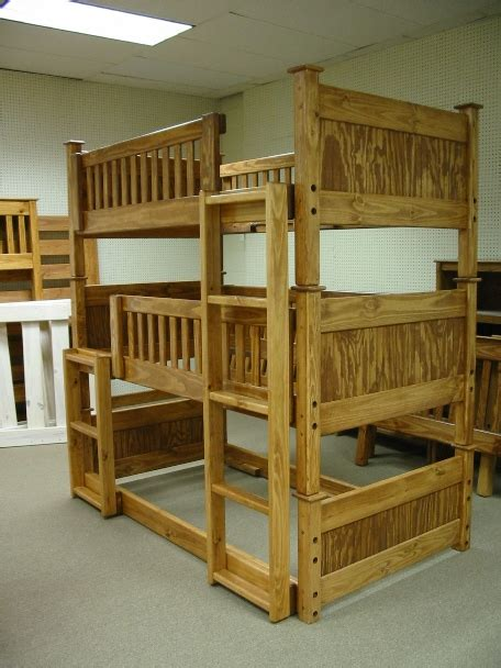 triple bunk bed plans loft beds and bunk beds buying ready made vs bed plans diy amp blueprints
