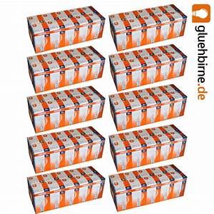 Glühbirne E14 25 Watt : 100 x osram gl hbirne tropfen 25w e14 klar gl hlampe 25 wat ~ Watch28wear.com Haus und Dekorationen