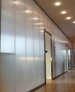Pannelli divisori in policarbonato Pannelli decorativi