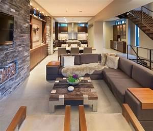 Modern Organic Home by John Kraemer & Sons in Minneapolis, USA  Modern