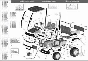 John Deere Gator Hpx Se Igod0051 Parts