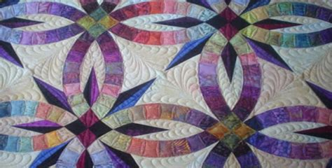 wedding ring quilt pattern wedding ring quilt dreams do come true quilting cubby
