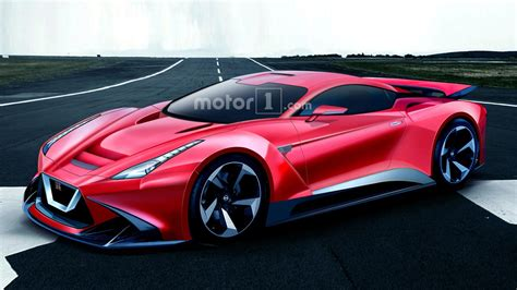2020 Nissan Gt R by Is This Next Nissan Gt R R36 Render Plausible