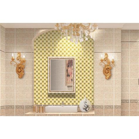 Bathroom Mosaic Mirror Tiles by Glass Mirror Mosaic Tile Sheets Gold Mosaic Bathroom