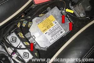 Mini Cooper R56 Airbag Module Replacement  2007