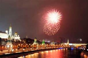 new year 39 s day in russia