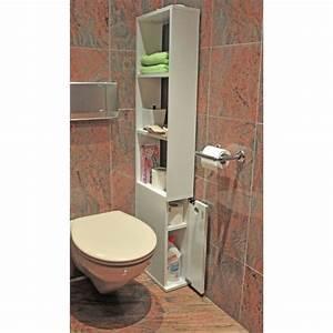 Ikea Meuble Toilette : meubles rangement toilettes ~ Teatrodelosmanantiales.com Idées de Décoration