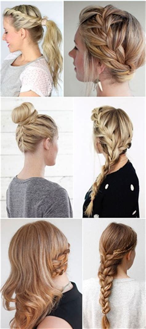 40 Cute and Easy Hairstyle Tutorials   HairSilver