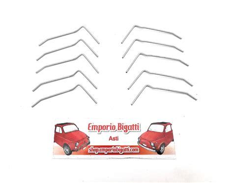 Clip Cornici by Kit 10 Mollette Fissaggio Cornici Faro Shop