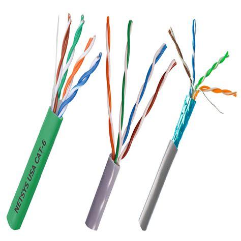 indoor cat6 copper ethernet cables cat5e cat6 cat6a cat7 network cabling products