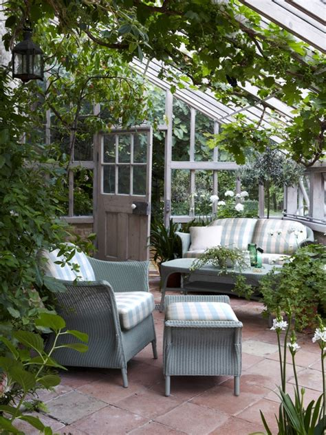 a for creating beautiful interiors for an orangery
