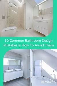 10, Common, Bathroom, Design, Mistakes, During, Home, Renovation