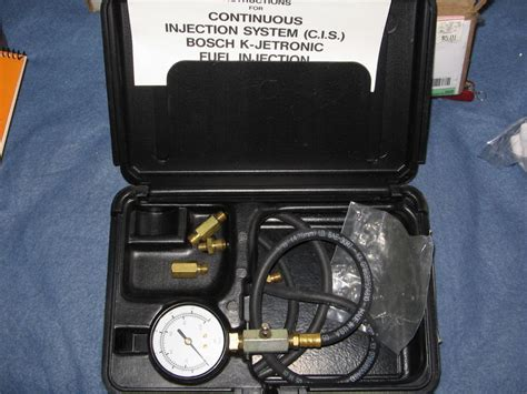 fs   drivers manual cis fuel injection test kit
