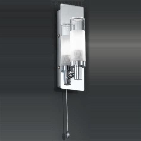 chrome bathroom wall light wb996 the lighting superstore