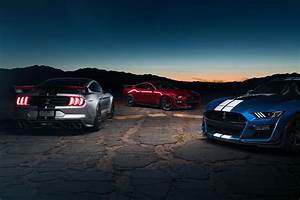 2020 Ford Mustang Shelby GT500: The Most Powerful Ford Mustang Ever - GTspirit