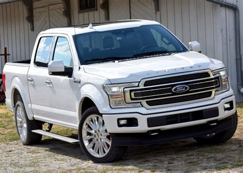 2019 Ford F150 Raptor Limited Review And Rating 2019
