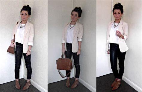Blazer - Primark | Top - Zara | Necklace - Primark | Bag - Ebay | Watch - Michael Kors ...