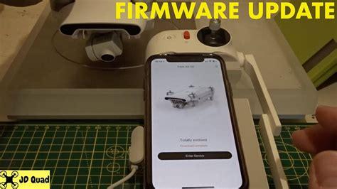 fimi  se firmware update video youtube