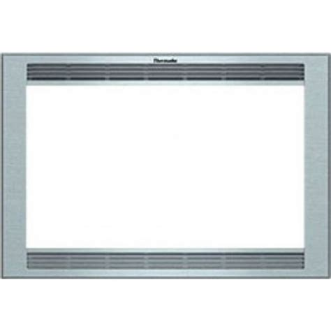 mctjs thermador  stainless steel trim kit  microwave