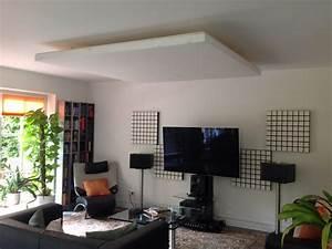 Tür Gegen Kälte Isolieren : deckensegel selber bauen pimp my wohnzimmermit selbstbau deckensegel akustik wohnzimmer ideen ~ Sanjose-hotels-ca.com Haus und Dekorationen