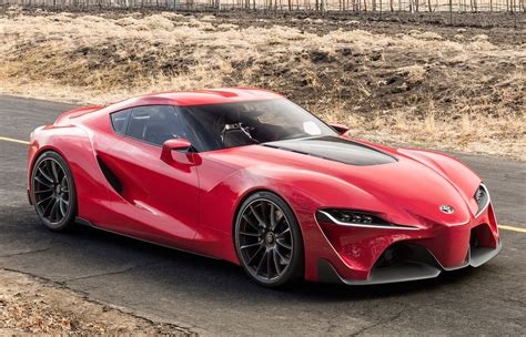 Pictures Of Toyota Supra by 2019 Toyota Supra Look Hd Pictures New Car Release News