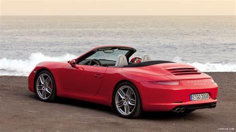 convertible porsche red red porsche 911 convertible image 327