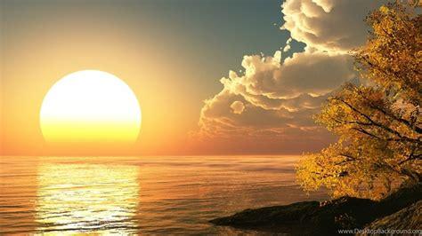 morning sun hd wallpapers desktop background