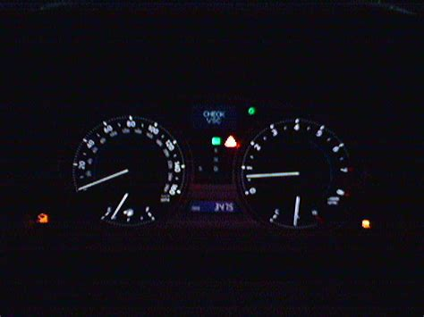 why is my vsc light on my lexus turbonator problem please help clublexus lexus