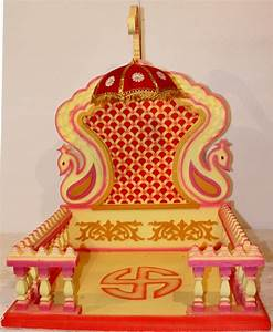 Ganpati Thermocol Makhar | Joy Studio Design Gallery ...