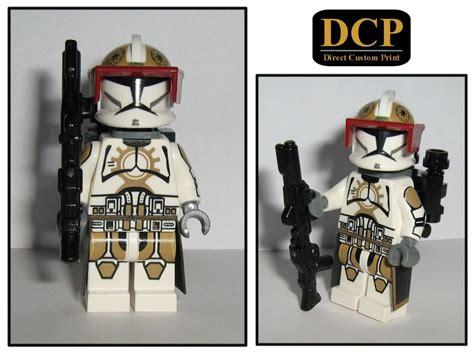 87th Legion Jet Clone Trooper Figur Gef. Aus Lego Star