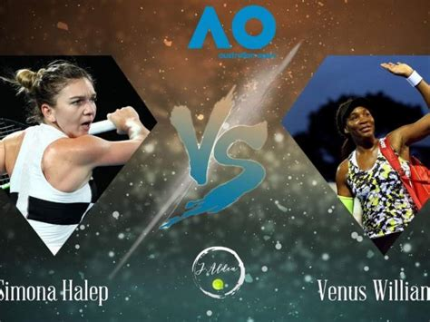 Simona Halep Doubles Up By Destroying Venus Williams In Straight Sets | Tennis News