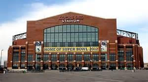 Lucas Oil Stadium Photos