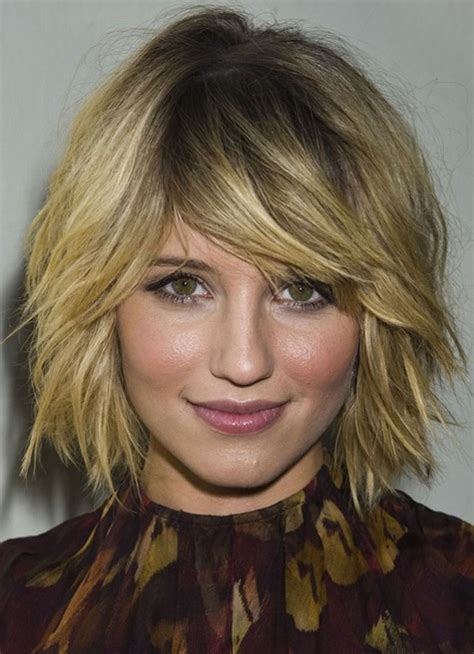funky choppy bob haircut fine textured hair popular haircuts