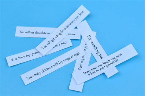 fortunate    mothers day fortunes gift idea