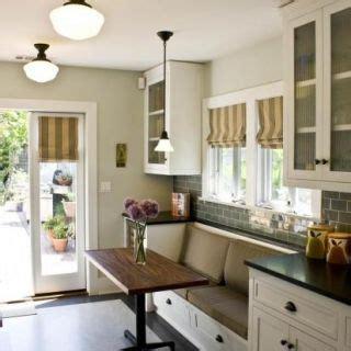 kitchen island with built in dining table essecke gestalten 20 wundersch 246 ne gem 252 tliche ideen f 252 r 9805
