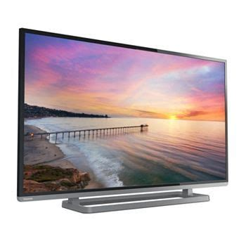 Toshiba 50-in. 1080p 120Hz LED HDTV with Smart TV | Led tv ...